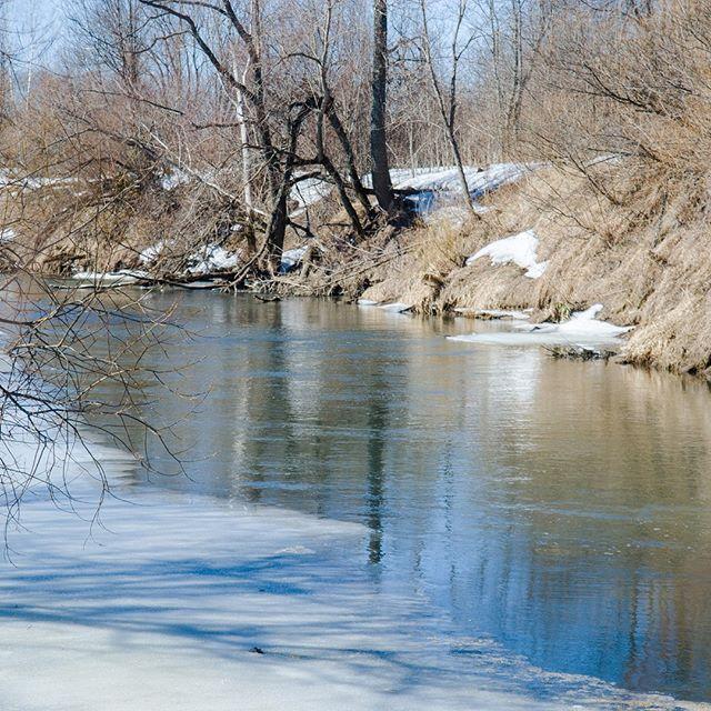 Река Ивкинка